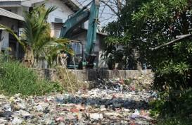 Sampah di Kali Bahagia Sudah Diangkat