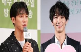 Sambangi Yogyakarta, Aktor Lee Sung-gi dan Jasper Liu Cicipi Jajanan Pasar Mbah Satinem