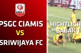 PSGC vs Sriwijaya FC 0-1, Laskar Wong Kito Kokoh di Puncak Klasemen. Ini videonya