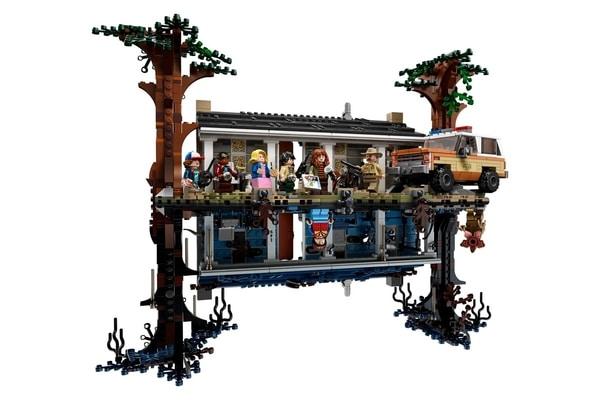 LEGO Stranger Things / Dok. Hypebeast.com