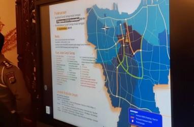 Begini Dampak Perluasan Ganjil Genap terhadap Trafik Tol Dalam Kota Jakarta