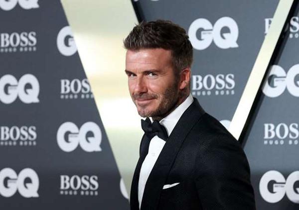 David Beckham - MSN