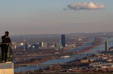 Wina Duduki Peringkat Teratas Kota Paling Layak Huni di Dunia