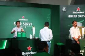 Kompetisi Bartender Heineken, Kualitas Gelas Pertama…