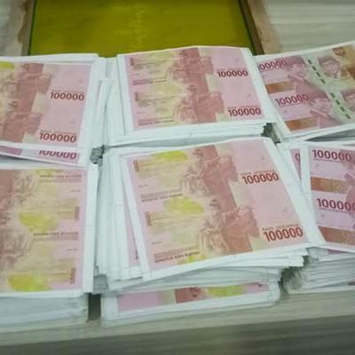 Kabur dari Penjara, Tahanan Polsek Cetak Uang Palsu Rp 320 Juta, Mengaku Karyawan Bank