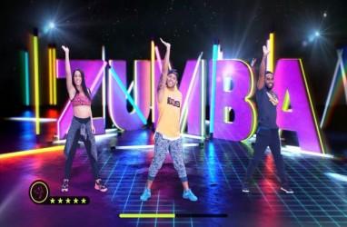 Zumba Fitness Luncurkan Aplikasi Lagu ZIN Play