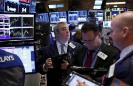 Ramai Berita Positif, Wall Street Rebound Tajam