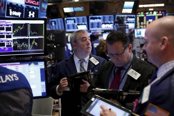 Bursa Saham AS Wallstreet - Reuters