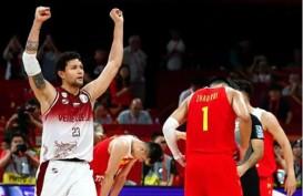 Hasil Piala Dunia Basket, Venezuela Singkirkan Tuan Rumah China