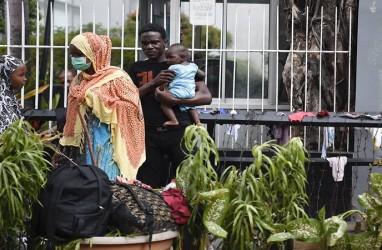 Hari Ini, 500 Pencari Suaka di Kalideres Dipaksa Keluar