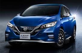 Nissan Pelajari Opsi Produksi Mobil Listrik Leaf di Indonesia