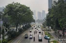 Kualitas Udara Jakarta Hari Ini, 5 September 2019, Peringkat 1 Terburuk di Dunia