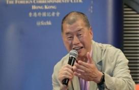 Bom Api Serang Rumah Taipan Media Hong Kong