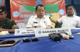Penggerebekan Narkoba di Hotel, BNN Tangkap 4 Oknum TNI