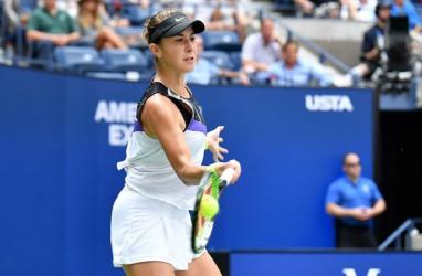 Hasil Tenis AS Terbuka, Belinda Bencic Capai Semifinal Pertama Kali