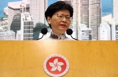 Kebijakan Carrie Lam Gagal Redam Pengunjuk Rasa