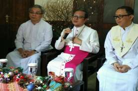 Ditunjuk Sebagai Kardinal Baru, Uskup Ignatius Suharyo…