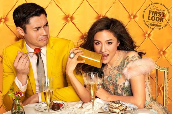 "Film produksi Hollywood bernuansa Asia ""Crazy Rich Asians"" - Istimewa"