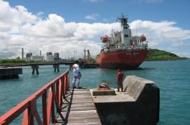 Kapasitas Bongkar Muat Curah Pelabuhan Cigading Kini…