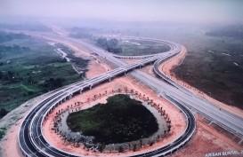 RUAS LANJUTAN TRANS-SUMATRA :  Rekor Jalan Tol Kian Memanjang