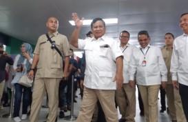 Prabowo Bertemu Hendropriyono Bahas Situasi Papua