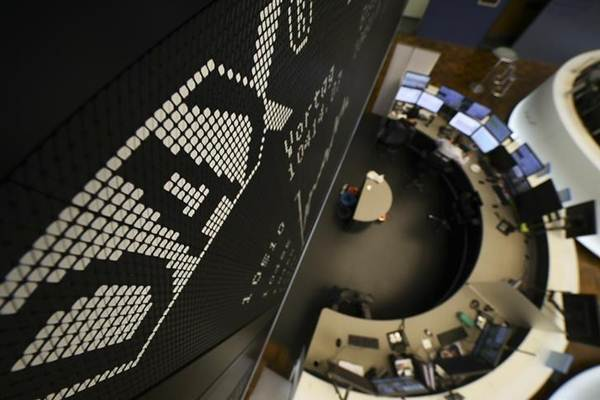 Indeks Bursa Eropa - Reuters