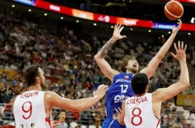 Hasil Piala Dunia Basket : Cheska Tampil Bak Singa, Sikat Turki