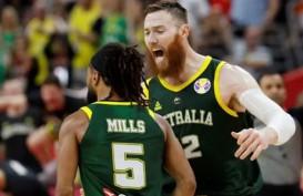 Hasil Piala Dunia Basket, Australia & Prancis Sempurna di Fase Grup