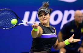 Hasil Tenis AS Terbuka, Andreescu Tantang Serena Williams di Final