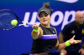 Hasil Tenis AS Terbuka, Andreescu Tantang Serena Williams…