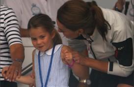 Charlotte, Putri Pangeran William Mulai Bersekolah
