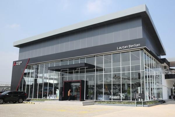 Dealer Mitsubishi Palembang - Istimewa