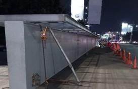 Ada Pekerjaan JPO di Tol Sedyatmo, Pengguna Bandara Disarankan Pakai Jalur Alternatif