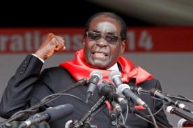 Mantan Presiden Zimbabwe Robert Mugabe Meninggal Dunia…