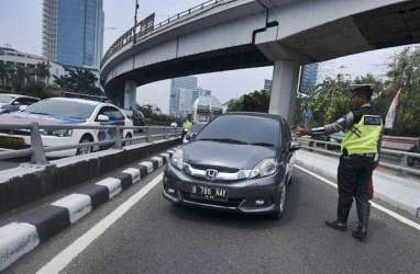 PERLUASAN GANJIL GENAP MULAI 9 SEPTEMBER : Polda Jaya Terjunkan 750 Petugas