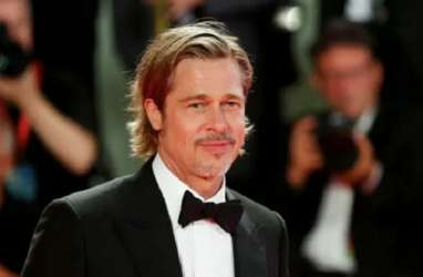 Brad Pitt Tuai Pujian di Venice Film Festival