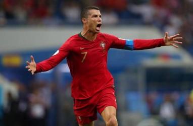 Nike Sponsori Cristiano Ronaldo Senilai Rp2,5 Triliun