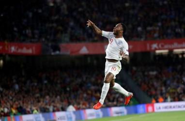 Jadwal Bola Malam Ini, Kualifikasi Euro 2020 : Inggris, Portugal, Prancis