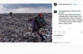 Leonardo DiCaprio Unggah TPST Bantar Gebang : Tempat Sampah Terbesar Dunia