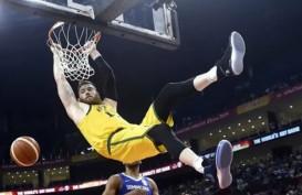 Hasil Piala Dunia Basket, Australia di Ambang Perempat Final