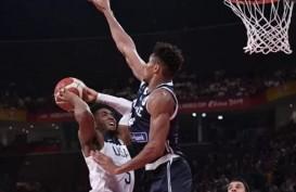 Hasil Piala Dunia Basket, Amerika Gasak Yunani & Pemain Terbaik NBA-nya