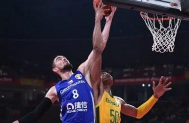 Hasil Piala Dunia Basket : Cheska Gasak Brasil, Buka Peluang ke 8 Besar