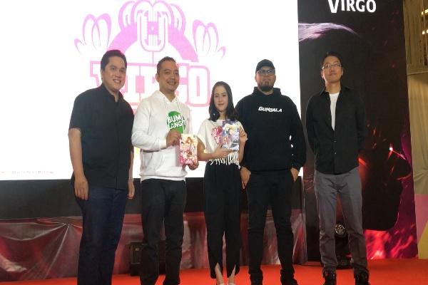 Konpers film ONLINE/BIM/LIFESTYLE 8 September 2019 - Joko Anwar Bocorkan PatriotTaruna Pertama - Akbar Evandio