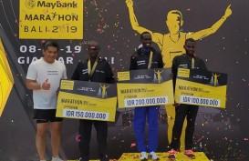 Kenya Dominasi Podium Juara Maybank Marathon Bali 2019