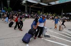 Ekspatriat Berencana Tinggalkan Hong Kong
