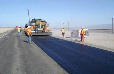 Pemeliharaan Jalan Menggunakan Aspal Lateks Tercatat 65,56 Kilometer
