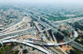 Jalan Tol Layang Jakarta—Cikampek II Fungsional Saat Natal 2019 dan Tahun Baru 2020