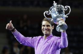 Rafael Nadal Rebut Gelar Juara Ke-4 Kali di Tenis AS Terbuka