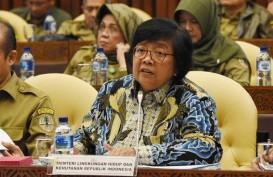 Menteri LHK: Tidak Ada Asap Lintas Batas Negara Tetangga