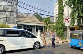 Hari Pertama Diberlakukan, Polisi Tilang 941 Pelanggar Ganjil Genap